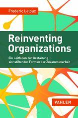 Buchcover: Reinventing Organizations
