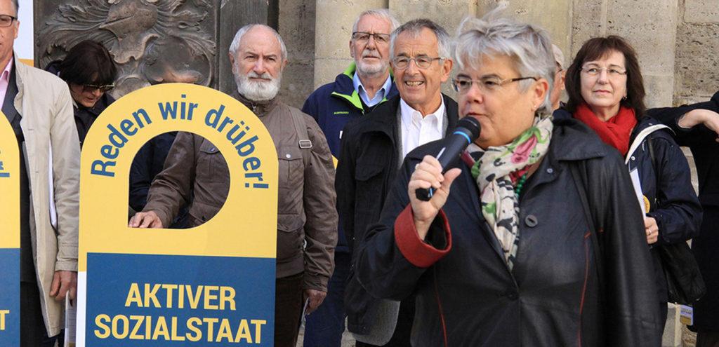 Christlich geht anders, Flashmob, 6.10.2017, c_K. Bloderer