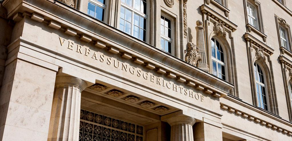 Gebäude des Verfassungsgerichtshofes ©VfGH/Achim Bieniek