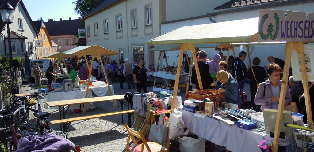 Regionalmarkt in Heidenreichstein © Sabine Schopf